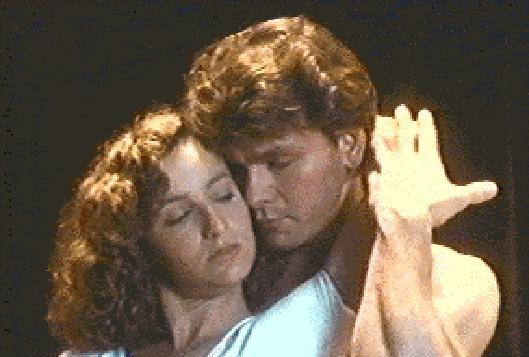 dirty dancing  dans couple de legende wzwo7rro